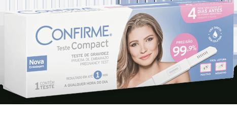 Confirme Teste Compact