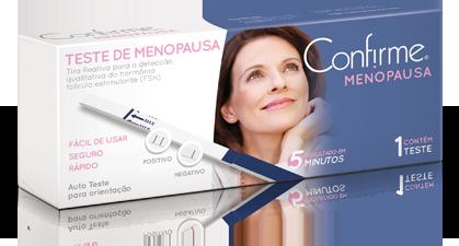 Confirme Teste Menopausa